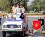 अर्द्धसैनिक बलों में 33 फीसदी महिलाओं पर जोर : राजनाथ