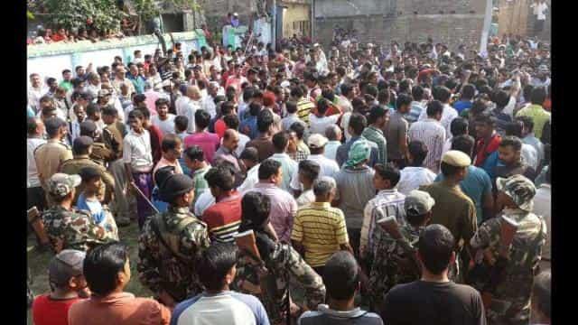 shaheed in Naxalite attack in sukma, ajay yadav body reached at jamalpur