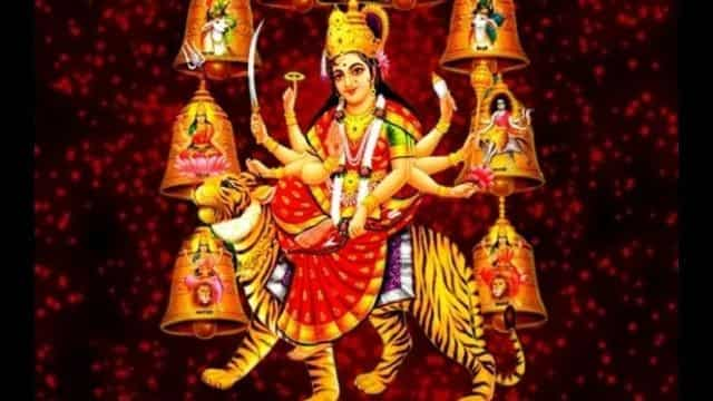Happy Chaitra Navratri   IMAGES, GIF, ANIMATED GIF, WALLPAPER, STICKER FOR WHATSAPP & FACEBOOK