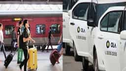 ola and irctc