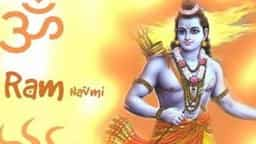 Ram Navami 2018 messages