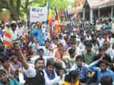 जौनपुर में नहीं दिखा 'भारत बंद' का असर