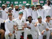 South Africa record win against australia