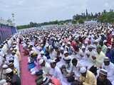 कुर्बानी के जज्बे के साथ जिले भर में मनाया गया बकरीद