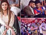 दिल्ली: सितारों की मौजूदगी के बीच 'सुपर बॉक्सिंग लीग' का हुआ शुभारंभ