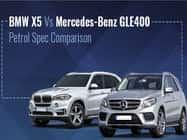 मिड साइज लग्ज़री SUV मुकाबला: मर्सिडीज़ GLE400 Vs BMW X5