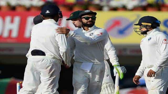 INDvsAUS: विराट ने बताया, क्यों हुआ तीसरा टेस्ट मैच ड्रॉ