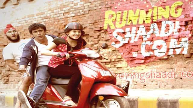 Movie Review: पढ़ें कैसी है तापसी की 'रनिंग शादी'