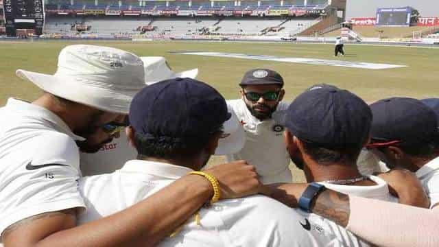 INDvsAUS: मार्श-हैंड्सकोंब ने भारत से छीना मैच, तीसरा टेस्ट ड्रॉ